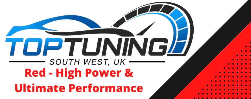 Top Tuning red logo - ultimate performance