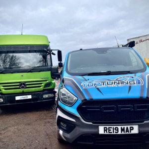 truck remap in Bristol